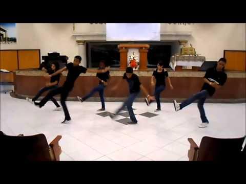 Church Dancing || Revolution - Kirk Franklin