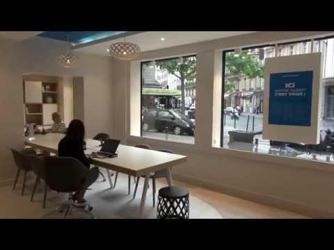 Paris : Havas Voyages inaugure son agence nouvelle génération !