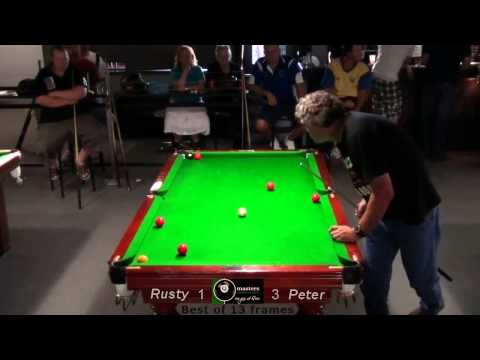 Qmasters 8 Ball 2010 Final Rusty Wheeler v Peter Watt