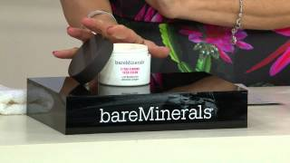 bareMinerals Naturally Luminous Deluxe Extra Firming Neck Cream with Nancy Hornback