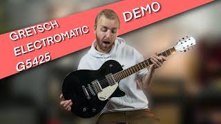 Gretsch Electromatic G5425 Jet Club Black - ResQ Gear Review/Demo