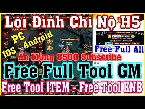《H5 Game Lậu》Lôi Đình Chi Nộ H5 - Free Full Tool GM - Free Full All - IOS & Android & PC #547