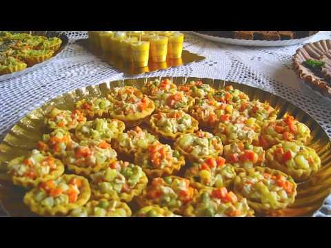 Pasapalos Cucus Meals - YouTube