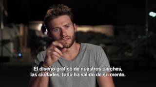 Escuadrón Suicida - Entrevista a Scott Eastwood HD