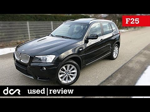 Ing A Used Bmw X3 F25 2010 2017 Advice With Common Issues