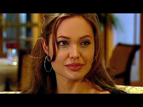 Angelina Jolie | Interview With Ryan Secret - in 2009 | October 30, 2015