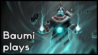 Dota 2 | I AM THE GOD DAMN THUNDERGOD!! | Baumi plays Storm Spirit