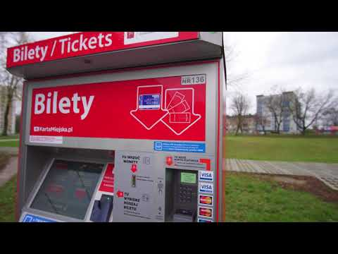 Poland, Warsaw, ticket machine accepted payment but no ticket delievered