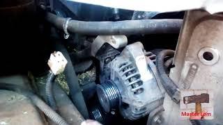 generator VAZ ta'mirlash 21114 , VAZ bir generator olib tashlash uchun qanday 2111 -