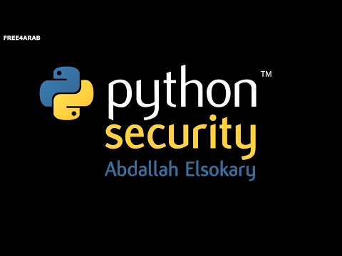 23-Python Security (socket, scapy Dos attack tool) By Abdallah Elsokary | Arabic