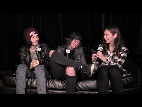 Interview with Asking Alexandria