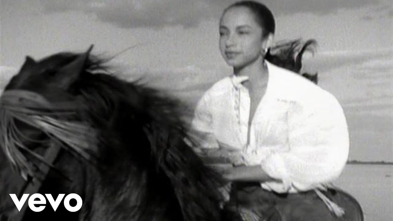 Sade - Never As Good As The First Time (Official Video)