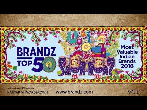 BrandZ Top 50 Most Valuable Indian Brands 2016: Countdown