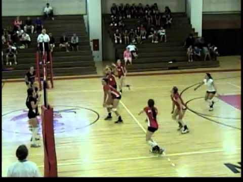 Carolyn Morin Volleyball