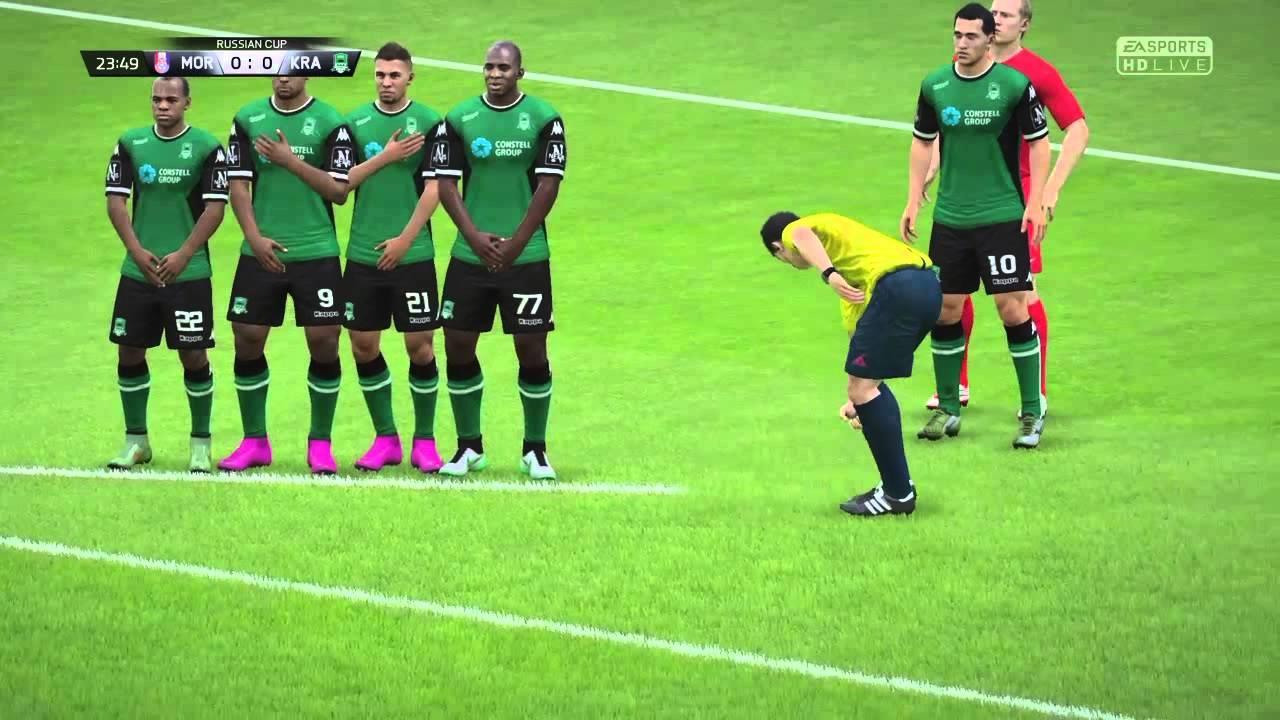 Fifa 16 Karriere 28 Mordowia Fc Krasnodar Youtube