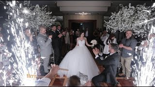 Wedding Entry with Traditional Lebanese singer and zaffet !