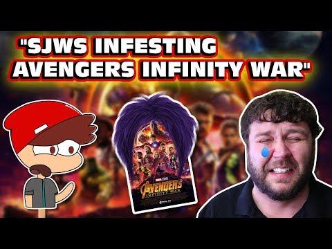 """Apparently """"SJWS Infested Avengers Infinity War"""" According to NoBullshit"""