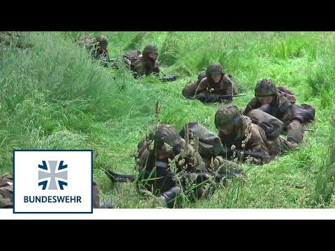 Die Grundausbildung in Zeiten von Corona| Bundeswehr
