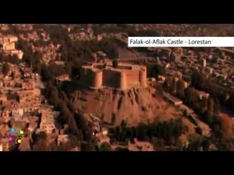 Lorestan -Khorram Abad - Falakol Aflak castle