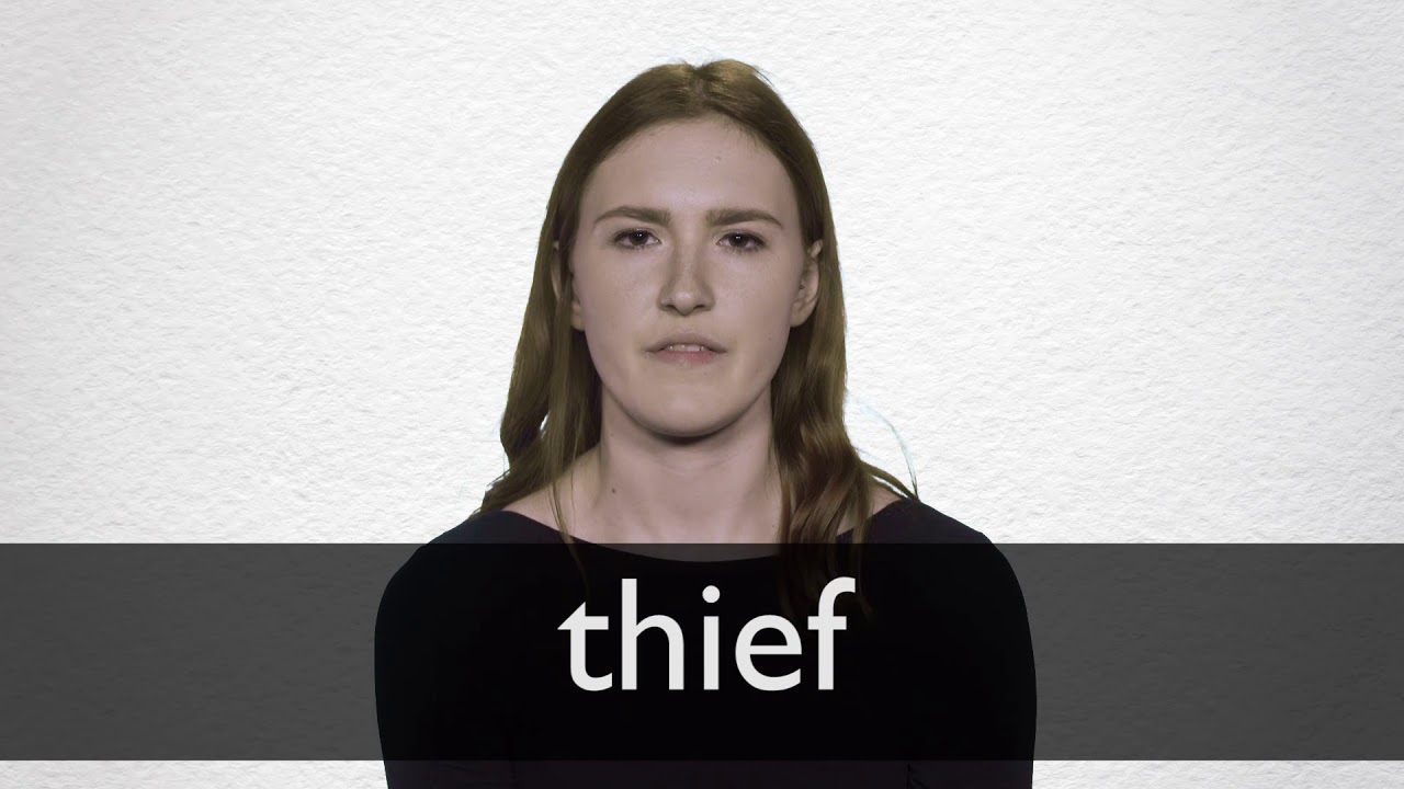 How to pronounce THIEF in British English