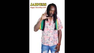 JAHNESS ( Hard Time Knocking At  My Door )Reggae Recording artist