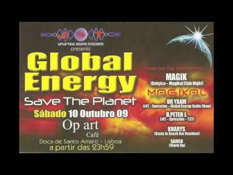 Global Energy - Lisbon Portugal 10.10.2009