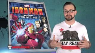 Nerdlocker Movie Review - Iron Man: Rise Of Technovore