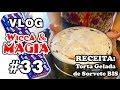 WICCA & MAGIA NA COZINHA: TORTA GELADA DE SORVETE E BIS