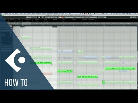 How to Generate Vocal Harmonies in Cubase | Q&A with Greg Ondo