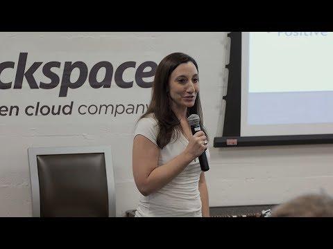 Connie Gallippi of BitGive @ SF Bitcoin Meetup