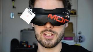 my FPV goggles: SKYZONE SKY02 V4