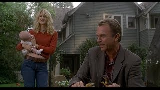 Jurassic Park 3: Dr. Grant's first Appearance