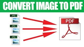 How to convert jpg to pdf free