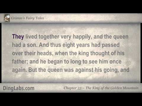 The King of the Golden Mountain - Grimm's Fairy Tales by the Brothers Grimm - 53
