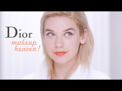 Summer GLOW! Testing Dior Makeup Products!
