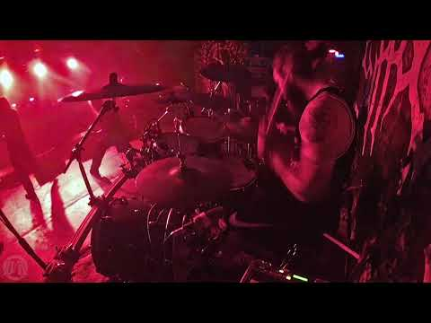 SUFFOCATION@Clarity Through Deprivation-Eric Morotti-Live in Poland (Drum Cam 2018)