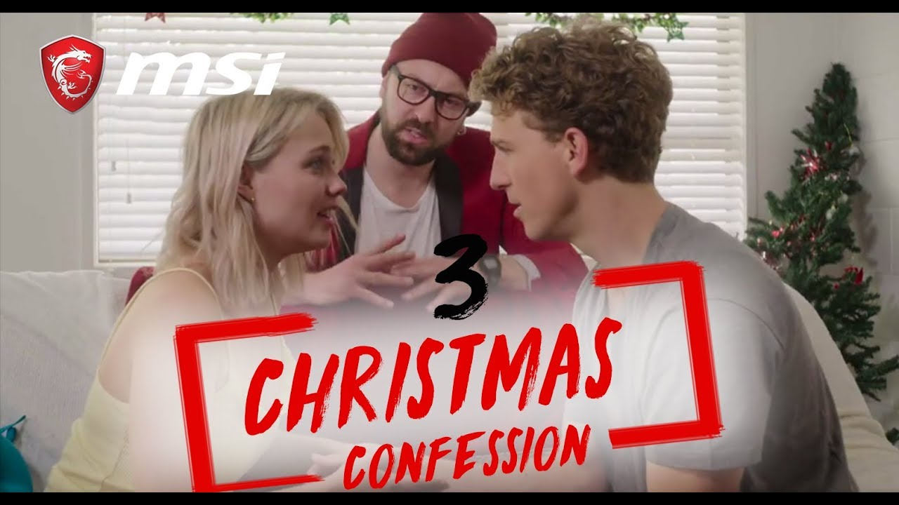 Episode 3: Christmas Confession|#DearGamerSanta| MSI