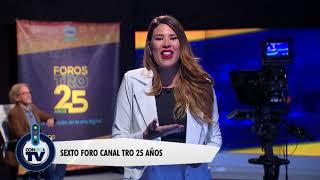 Foros Canal TRO 25 Años, Reactivación de la industria del cine en Colombia - Control TV