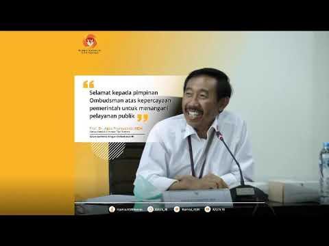 Audiensi KASN dengan Ombudsman RI