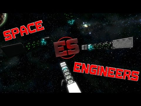 Space Engineers- The G-357 Tactical Missile