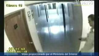 Video security cameras Hotel Miraflores TAC Stephany Flores and Joran Van der Sloot