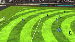 FIFA 14 iPhone/iPad - San Francisco vs. Real Madrid