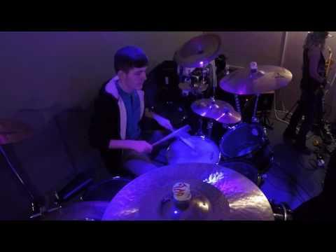 FyreSky - Starchaser (Drum Cam)