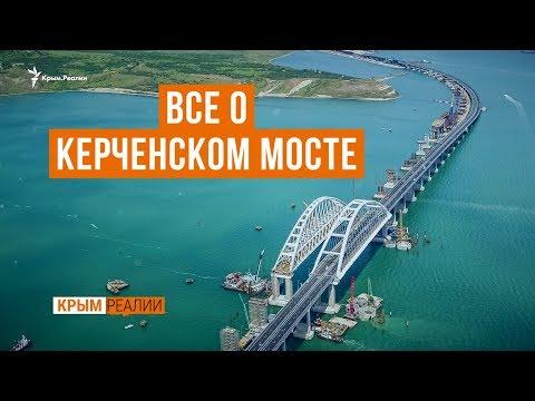 Неизвестный Керченский мост.