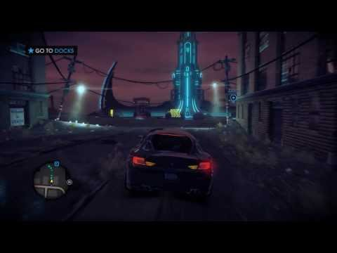 Saints Row IV - Pierce and Boss Sing-a-long (Female Voice 1)