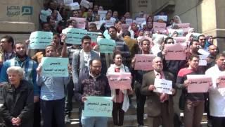 مصر العربية    وقفة احتجاجية لأطباء التكليف أمام دار الحكمة
