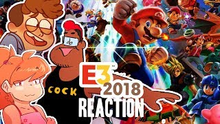 Nintendo E3 2018 Direct | FULL Reactions/Commentary