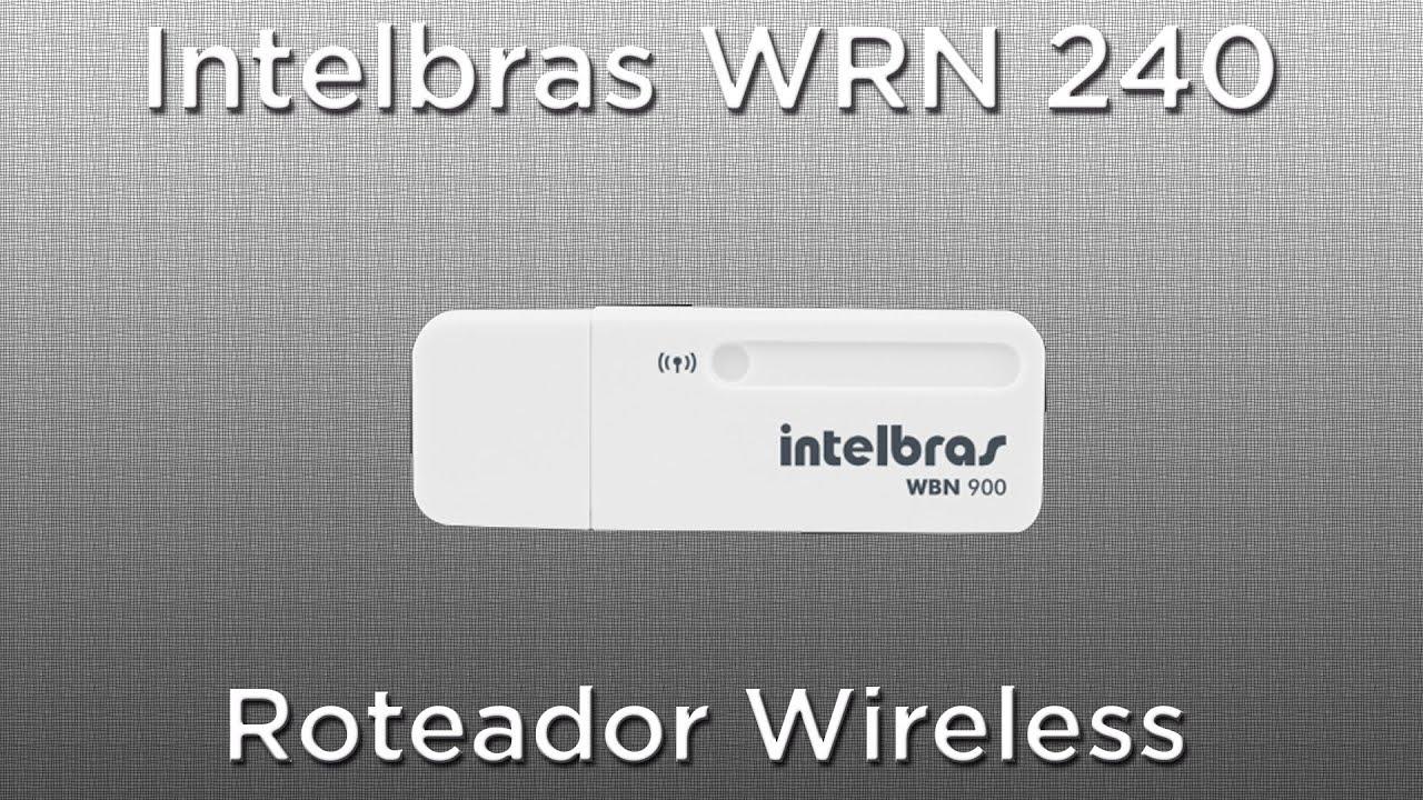 ADAPTADOR WIRELESS INTELBRAS WBN 900 WINDOWS 7 64BIT DRIVER