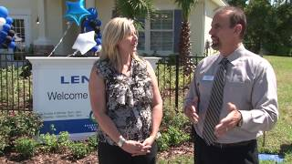 Lennar Mission Trace Grand Opening - New Homes in St Augustine FL