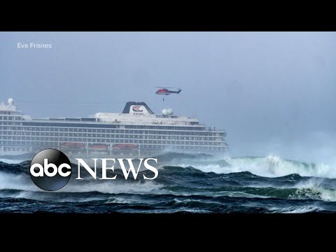 Big Mike - A Cruise Ship Issued a Mayday over the Weekend.